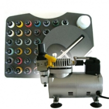 Model air airbrush kit CX1