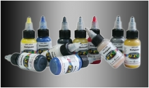 H&S Bodypaint airbrush set