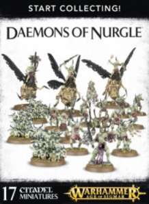Daemons of nurgle start collecting
