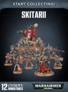 skitarII start collection