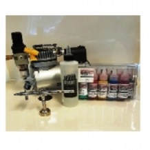 | Airo Detail airbrush set kompleet