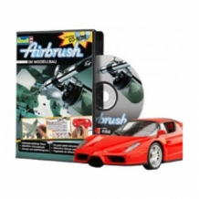 Revell airbrush in modelbouw cd rom