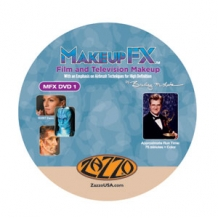 Zazzoo Make up FX Dvd